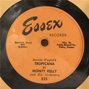 Monty Kelly And His Orchestra - Tropicana / Life In New York MP3 Full Album
