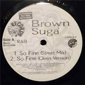 Brown Suga - So Fine MP3 Full Album