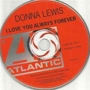 Donna Lewis - I Love You Always Forever MP3 Full Album