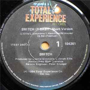 Switch - Switch It Baby - Short version MP3 Full Album