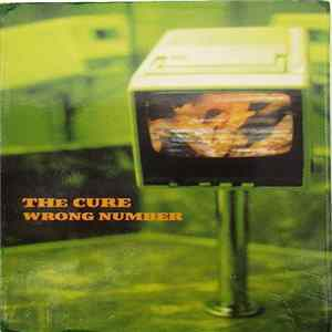 The Cure - Wrong Number MP3 Full Album